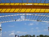 プレハブの鉄骨構造水食品加工の鋼鉄研修会