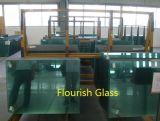 verre trempé stratifié par balustrade de 5/6/8/10/12/15/19mm