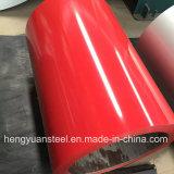 PPGI strich galvanisiertes Stahlbeschichtetes aluminisiertes Zink-Blatt des ring-PPGL Farbe vor