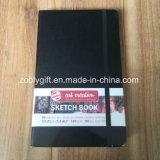 Taccuino dell'illustrazione del diario del libro di abbozzo dell'annata del quaderno da disegno di abbozzo del blocchetto per appunti dello Sketchbook della carta kraft di A4/A5 Brown