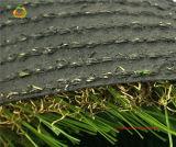 Роскошная конкурсная синтетическая трава для травы ландшафта