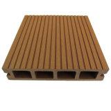 Decking /WPC de WPC parquetant le Decking composé en plastique en bois
