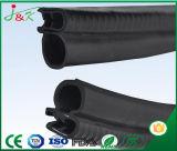 Guarnizione di gomma di EPDM con l'inserto del metallo per il portello di automobile
