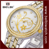 Belbi het Horloge van Dame Casual Watch Natural Series Diamant