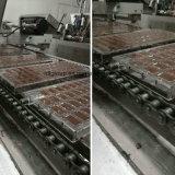 يشبع آليّة شوكولاطة آلة مع [س] شهادة