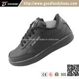 Nouveau Style Kids noir 16031 occasionnel des chaussures de patinage de l'école
