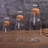 Alta bottiglia di vetro di qualità superiore del Borosilicate per memoria del tè