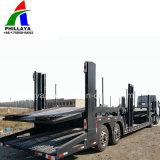 Chassi de Aço de piso duplo Auto veículo transportador Carro Reboque do Transportador