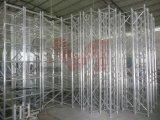 Aluminiumbinder, Binder beleuchtend, Stufe-Binder