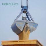 大きい容量の高いQuilityの油圧石のグラブ