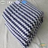 La banda del sofà delle basi del coperchio del Duvet della flanella avverte la coperta della manovella della trapunta