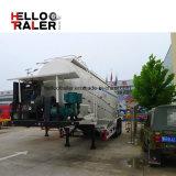 De nieuwe 40 Cbm Aanhangwagen van de Tanker van het Cement van het BulkPoeder Materiële