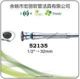 """tubo flessibile 1-1/4 """" e 1-1/2 """" e tubo di scarico per il bagno"""
