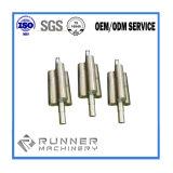 Части CNC меди точности OEM/Custom поворачивая для плоского прототипа