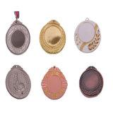 A qualidade agradável feita sob encomenda nova faz medalhas do metal para esportes