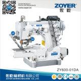 Zoyer Pegasus Cilindro Bed piatto di interblocco macchina da cucire (ZY600-01 DA)