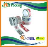Migliore nastro adesivo stampato di prezzi marchio BOPP per la scatola di sigillamento