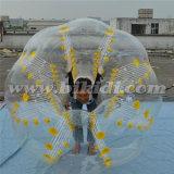 Burbuja del fútbol de la buena calidad TPU, bola de Zorb de la burbuja para los adultos D5098