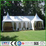 Grande tenda di alluminio del PVC della struttura del blocco per grafici