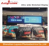 57.5 '' TFT ultra rekte Staaf wijd Uitgerekte LCD HD Speler, LCD de Vertoning van de Reclame van de Advertentie uit