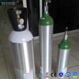 酸素の二酸化炭素のためのISO7866 DOT3al 2L 5L 10Lのアルミニウムシリンダー