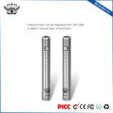 Het Verwarmen van de knop B4 290mAh Ceramische 2-10W Pen 510 Navulbare Vape van de Waaier van het Voltage Regelbare