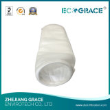 550 GSM 50 Micron Polyester Liquid Bag Filter pour l'industrie