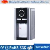 Mini erogatore da tavolino portatile dell'acqua calda e fredda con il frigorifero