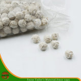 кнопка белого цвета 10mm китайская для одежд (HAHMB1500001)