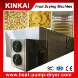 Máquina industrial do desidratador da fruta fresca de secador de bandeja do carro
