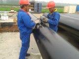 PE van het Polyethyleen van Butylrubber Ondergrondse Anticorrosion Binnen Plakband Wraping