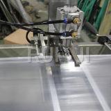 Bolso plástico automático de la cremallera que hace la máquina