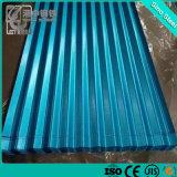 Faible prix Feuille de toiture en tôle ondulée en acier galvanisé
