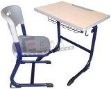 Escritorio y silla de Fixe del nuevo del diseño estudiante de la High School secundaria solos