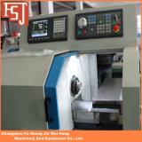 독일 Rexroth 통제 시스템 간격 CNC 선반 기계