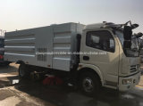Vassoura Dongfeng 6000L Road limpe e lave o veículo