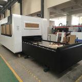Máquina de corte a laser de fibra de alta velocidade com sistema CNC (TQL-MFC2000-3015)