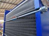 Échangeur de chaleur large de plaque de circulation de la Manche d'acier inoxydable