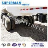 2 محور العجلة [أو] شكل نوع فحم نقل جبهة [ليفتّينغ] شاحنة قلّابة تخليص مقطورة/يميل [سمي] مقطورة