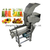 Extracteur de jus de gingembre Machine Industrielle extracteur de jus de fruits