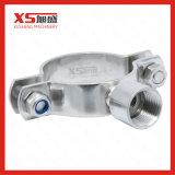 Supporto del tubo del morsetto di tubo sanitario dell'acciaio inossidabile