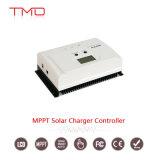30Um painel solar MPPT Controlador de Carga do Regulador com display LCD e duas portas USB
