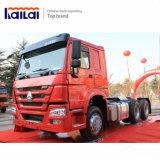 중국 고명한 상표 Sinotruk HOWO 트랙터 트럭