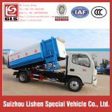 Camion à benne bascules Camion à ordures 5 Tonnes Refus de véhicule