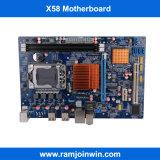 Материнская плата DDR3 X58 Desktop для сервера