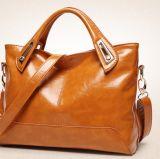 Sacchetti caldi della signora spalla di modo del progettista di vendita di alta qualità di grande capienza (WDL0192)