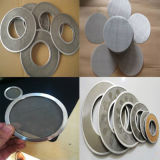 304 pantallas de filtro tejidas de los paquetes del filtro de discos del filtro de acoplamiento del acero inoxidable