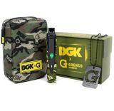 捜索のDogg GプロDgkの携帯用乾燥したハーブの蒸発器