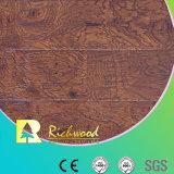 Коммерческие 12,3 мм E1 AC4 тиснение дуба водонепроницаемый ламинатный пол