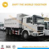 5.4M Shacman F2000 6por4 Volquete camión basculante delantero